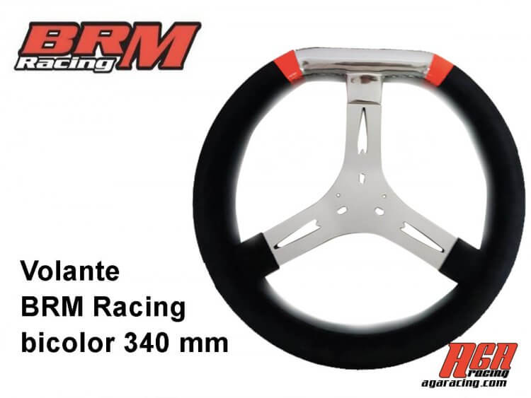 Comprar volante BRM Racing 340mm