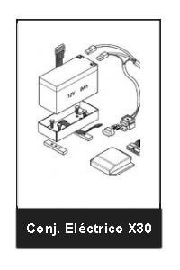 comprar conjunto electrico X30