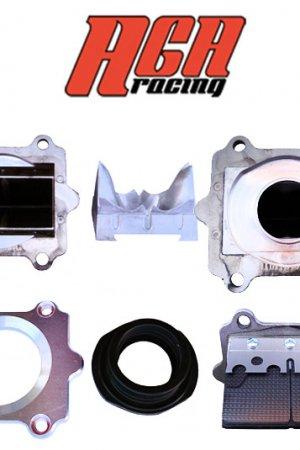 Admisión Motor TM KZ10C