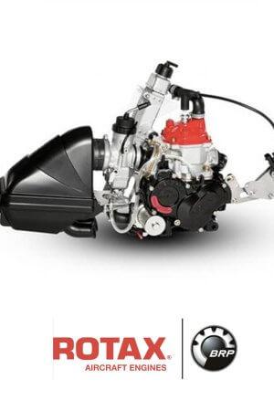 Recambios motor rotax