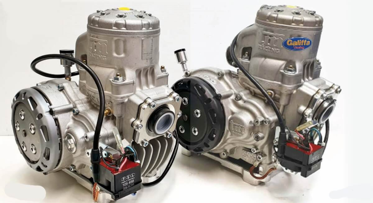 Motor TM KZ R1 vs KZ10C