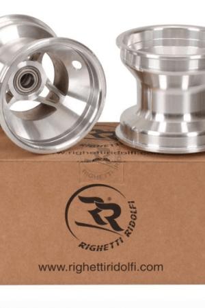 juego de llantas delanteras aluminio 115-17