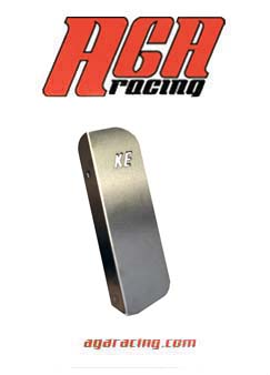 Lámina protectora para los radiadores KE