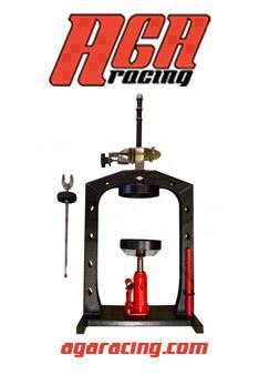 desllantador hidráulico karting