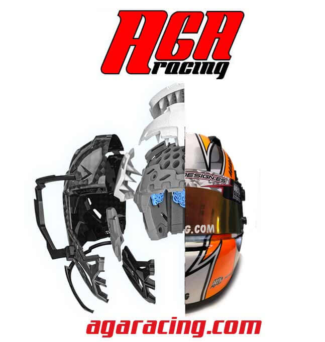 guia que casco de karting comprar aga racing tienda karting