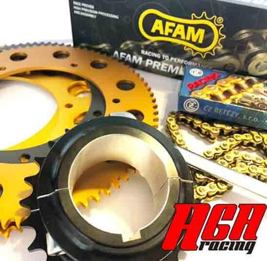 como mantener la cadena del kart como nueva AGA Racing tienda karting